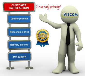 Vitcom Customer Service